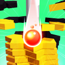 Happy Stack Ball-crush helix jump