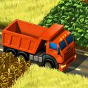 Eco City farm building simulator. Management games