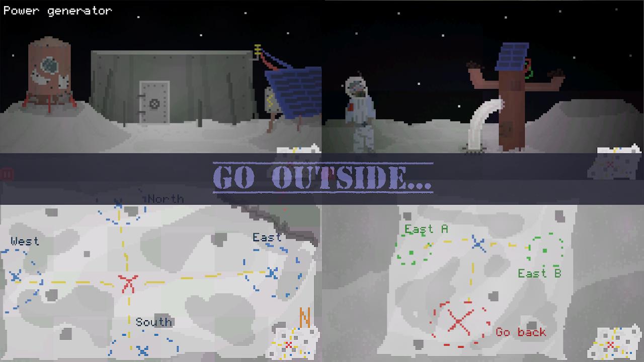 Alive In Shelter: Moon screenshot 2