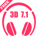 3D Surround 7.1 MusicPlayer (FREE)