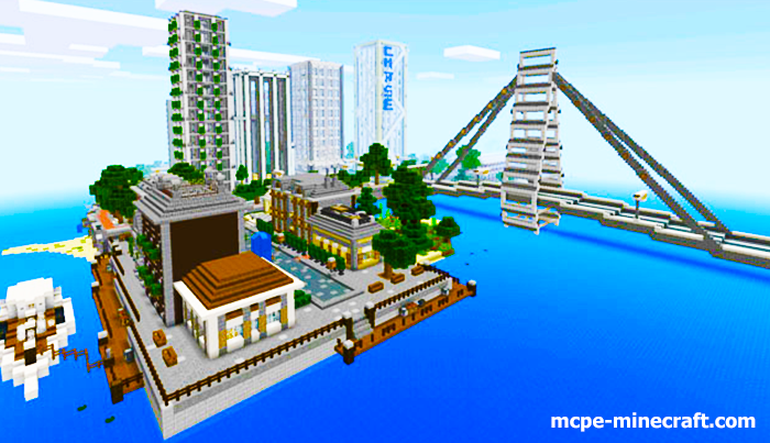 City Maps For Minecraft 202 Download APK For Android