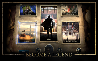 The Elder Scrolls®: Legends™ (Unreleased) Screenshot