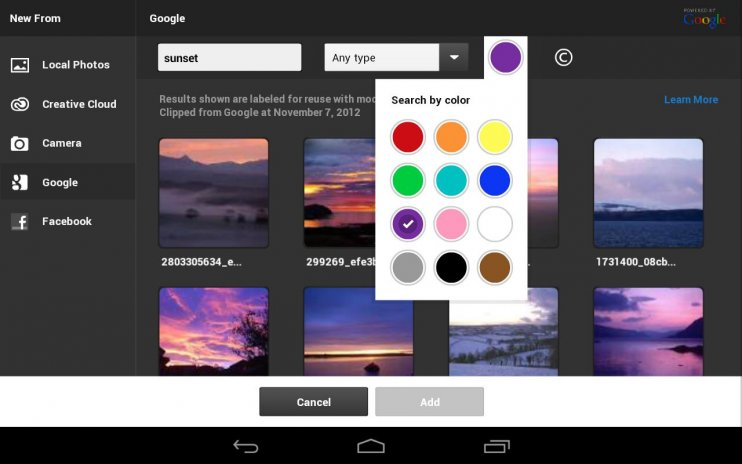 Adobe photoshop touch 161 baixar apk para android aptoide adobe photoshop touch captura de tela 4 ccuart Image collections