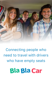 BlaBlaCar, Trusted Carpooling screenshot 1
