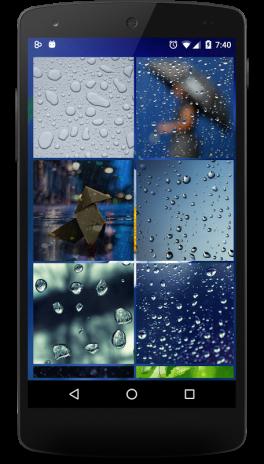 Rain Live Wallpaper 3d 14 Télécharger Lapk Pour Android Aptoide