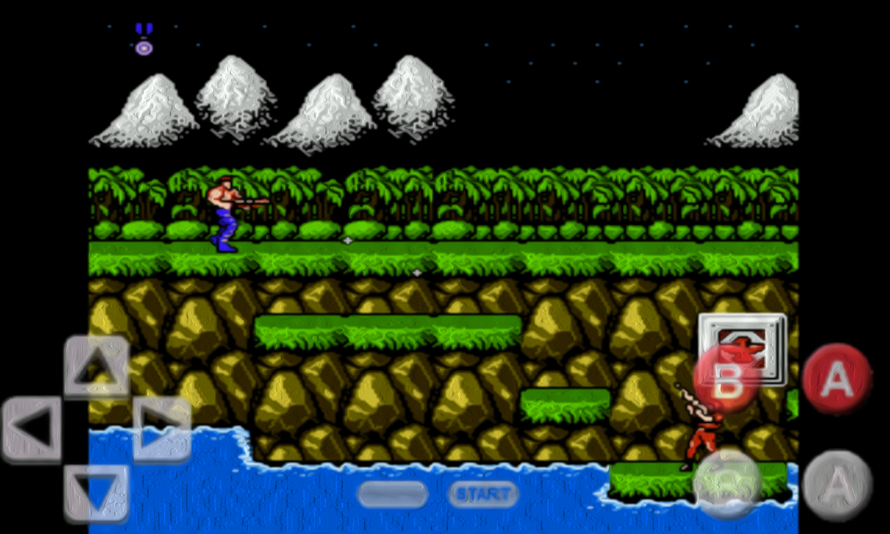 NES Emulator screenshot 1