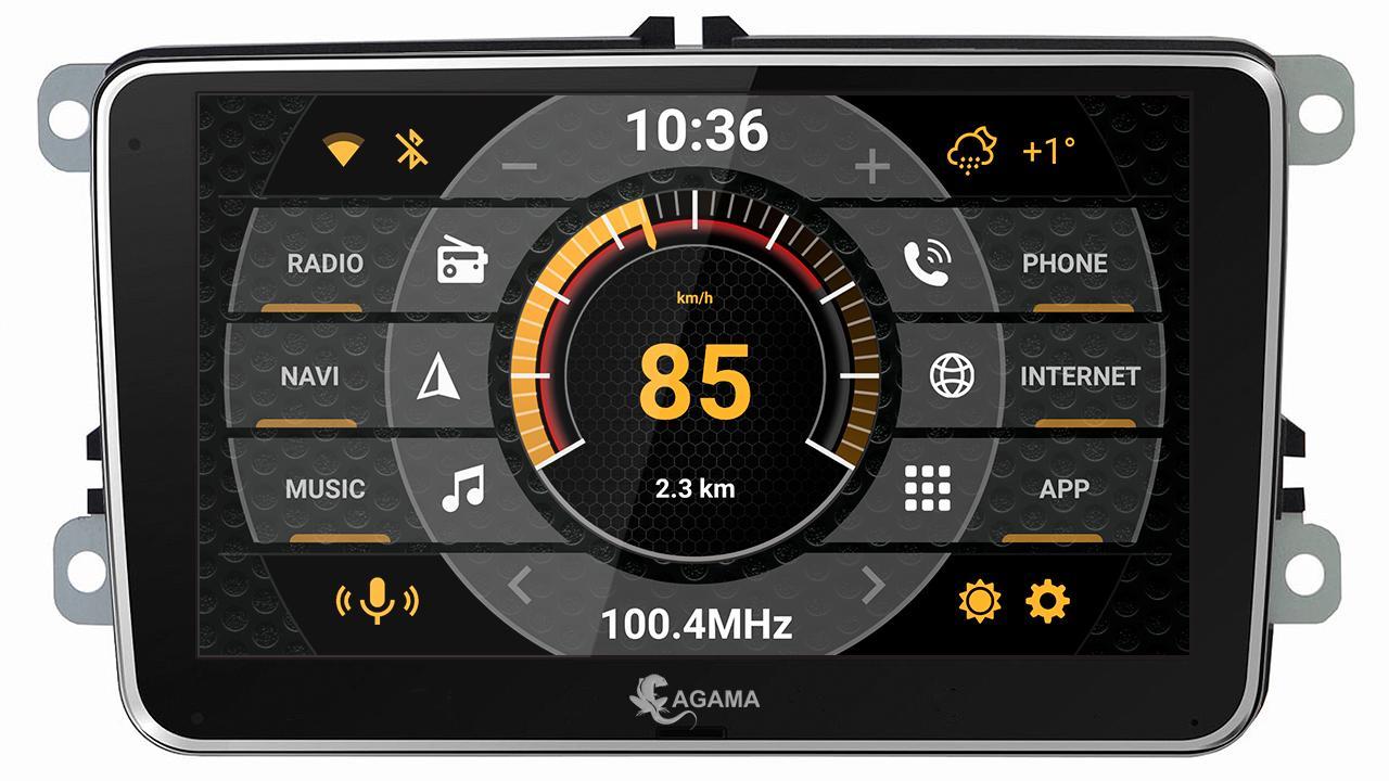 Car Launcher AGAMA screenshot 1