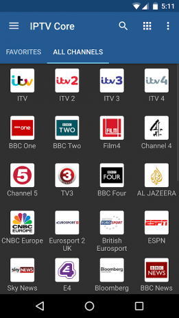 IPTV Core 4 3 2 Download APK for Android - Aptoide