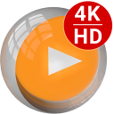4K Video Player All Format - Cast to TV CnXPlayer