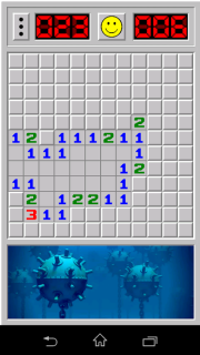 Classic Minesweeper screenshot 2