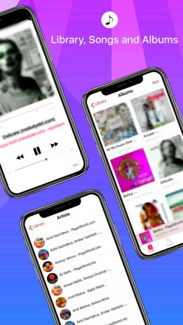 iMusic | iOS12 iPhone X Music Player iMusic_1 7 Download APK for