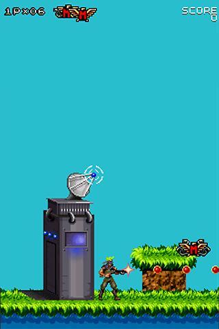 Contra 4: Redux screenshot 1