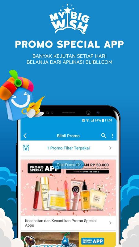 Blibli.com Belanja Online Shop ala Mall screenshot 10
