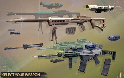 Ultimate Sniper Assassin Kill Shooter screenshot 4