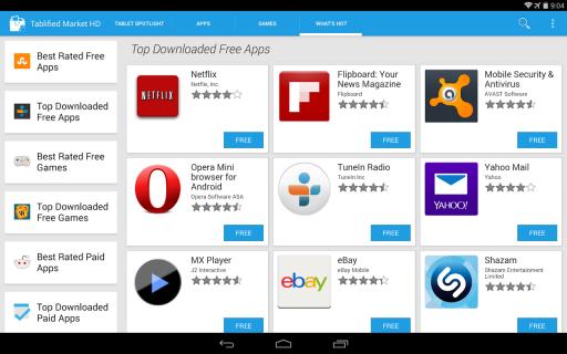 Tablified Market - Tablet Apps screenshot 18