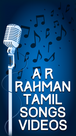 Tamil Video Songs Of Ar Rahman 1 3 8 Download Apk For