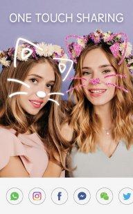 Sweet Snap - Beauty Selfie Camera & Face Filter screenshot 3