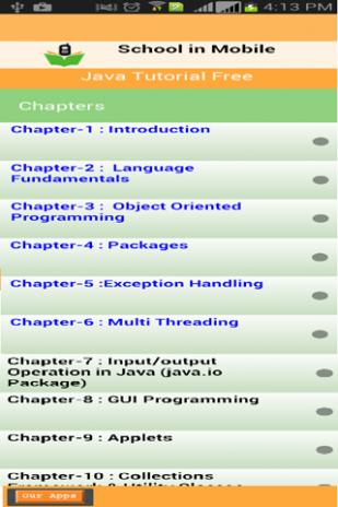 Java Programming Tuts gratuito 2 1 Download APK for Android - Aptoide