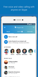 Skype Lite - Free Video Call & Chat (Unreleased) screenshot 6