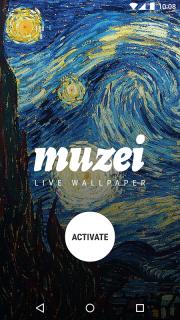 Muzei Live Wallpaper screenshot 7