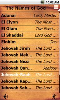 The Names of God screenshot 1