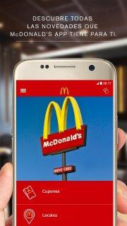 McDonald's App - Caribe/Latam screenshot 1
