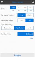 Property Calculator Australia Screen