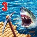 Ocean Survival 3 Raft Escape