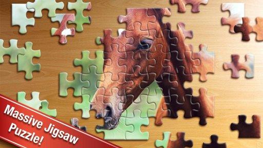 Jigsaw Magic Puzzles screenshot 3