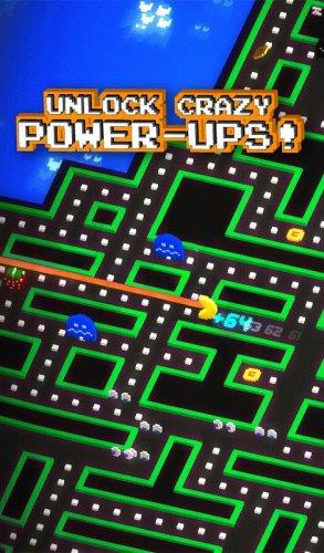 PAC-MAN 256 - Endless Maze screenshot 1