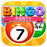 bingo party free bingo icon