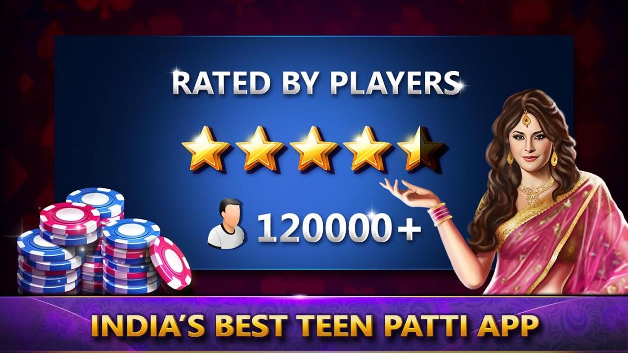 UTP - Ultimate Teen Patti (3 Patti) screenshot 1
