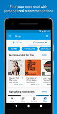 google play books screenshot 5