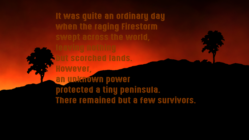 Survivors of the Magic Firestorm (BETA) Indie RPG 2 39