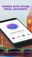 Yahoo Mail - Stay Organised Screen