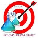 Teer shillong formula result