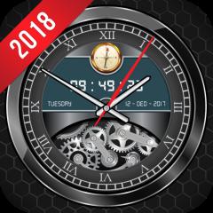 Luxury Watch Analog Clock Live Wallpaper Free 2018 2 2 Download APK