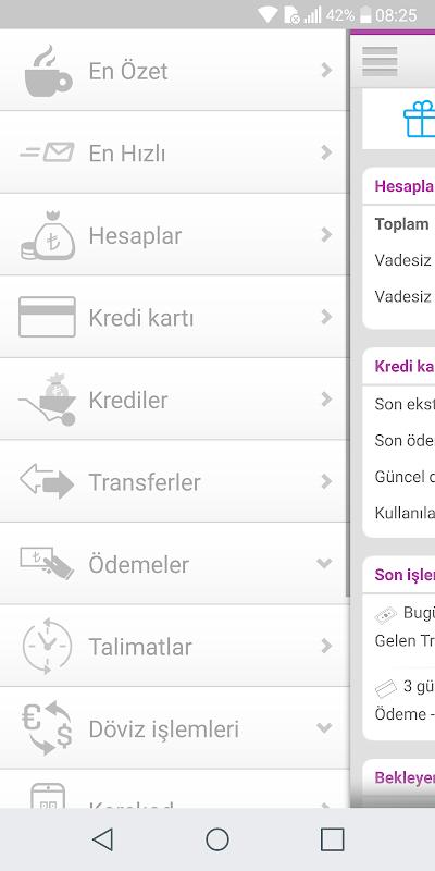 Enpara.com Cep Şubesi screenshot 2