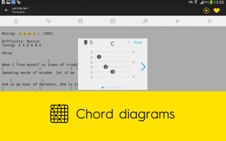 Ultimate Guitar Chords Tabs471 Ti Apk Dnh Cho Android Aptoide