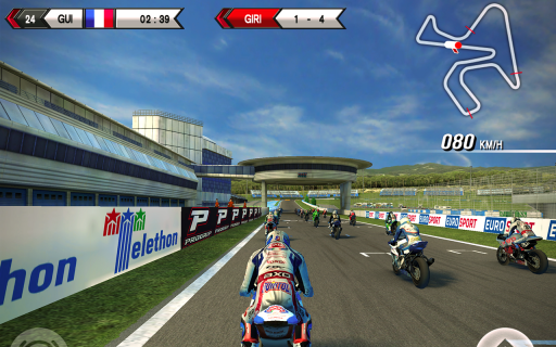 SBK15 Official Mobile Game screenshot 7