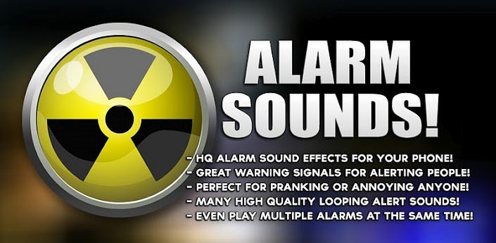 Alarm Sounds 1 0 Download APK for Android - Aptoide