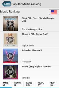 MMP - Music MP3 Player screenshot 2