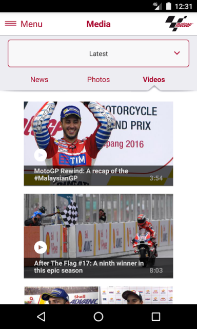 MotoGP™ | Download APK for Android - Aptoide