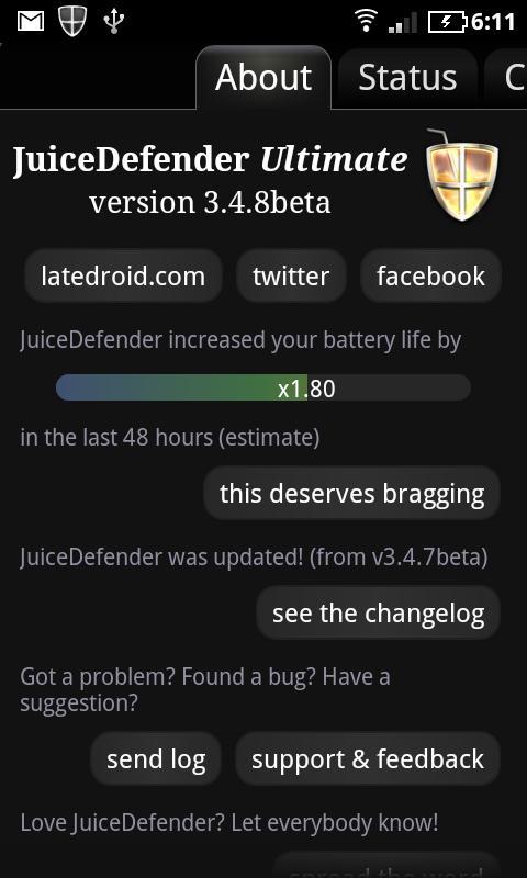 juicedefender ultimate 3.8 apk