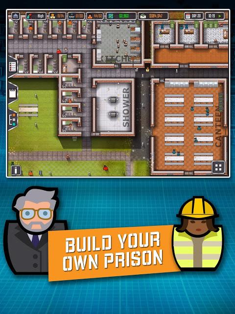 Prison Architect: Mobile screenshot 1
