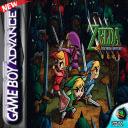 Top Legend of Zelda - Past and Four Swords GBA