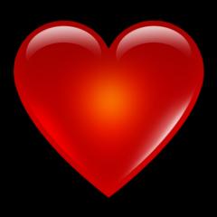 3d love heart live wallpaper icon