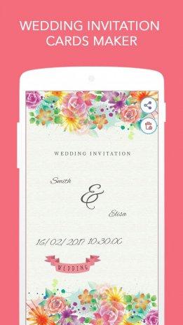 Wedding invitation cards maker 10 download apk for android aptoide wedding invitation cards maker screenshot 3 stopboris Image collections
