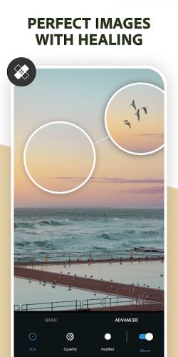 Adobe Photoshop Express: Editor de fotos Colagens screenshot 2