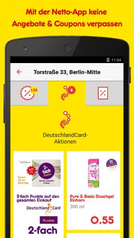 Netto Angebote Deutschlandcard Punkte Einlösen 551 Live Acac007